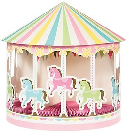 Carousel Centerpiece