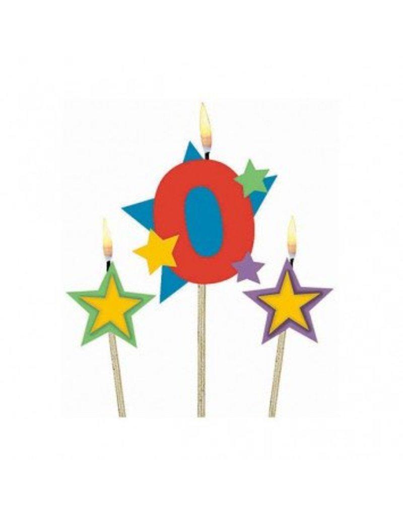 #0 Decorative Pick Candles