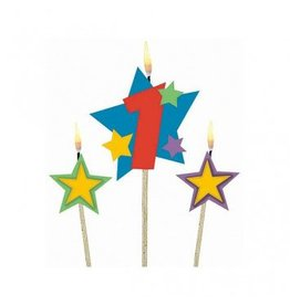 #1 Decorative Pick Candles