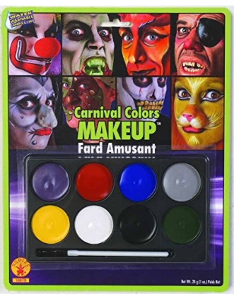 Carnival Colours Makeup Kit