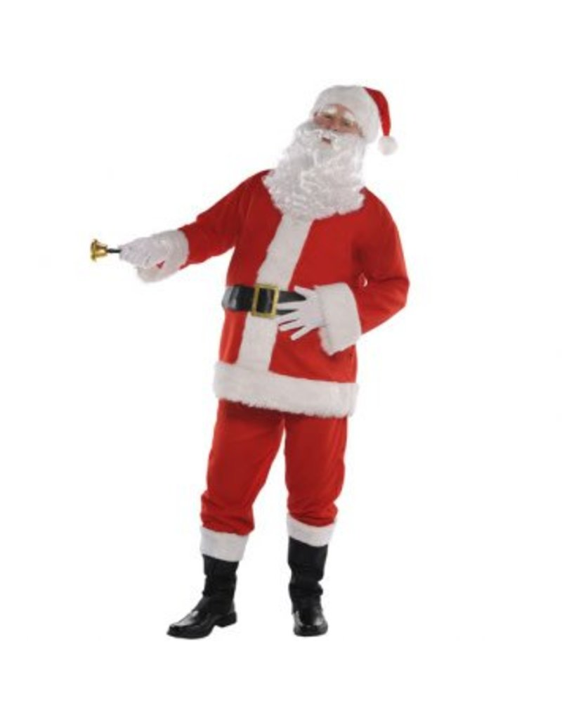 "Classic Santa Suit -XL (up to 50"" chest)"