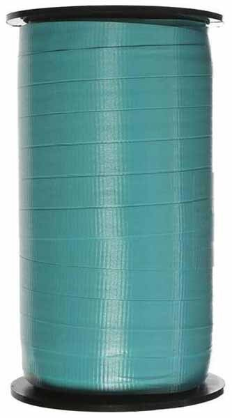 Aqua Curling Ribbon 500yds