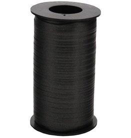 Black Curling Ribbon 500yds