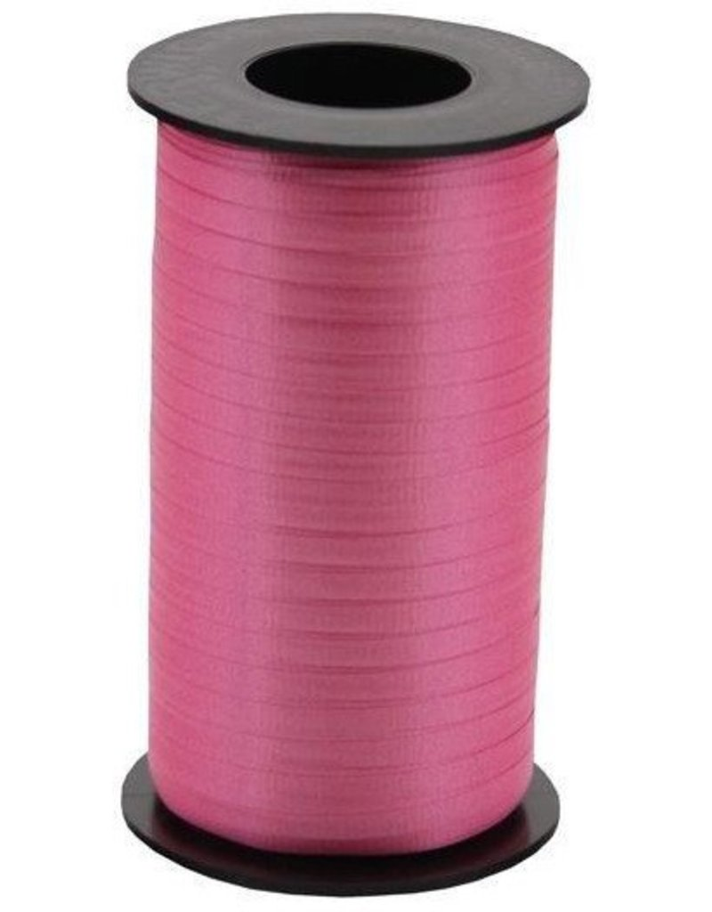 Dubonnet Rose Curling Ribbon 500yds