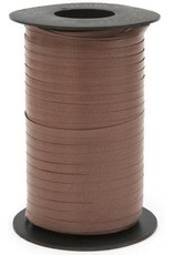 Chocolate Curling Ribbon 500yds