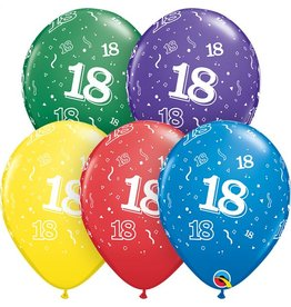 """11"""" #18 Around Balloons (Without Helium)"""
