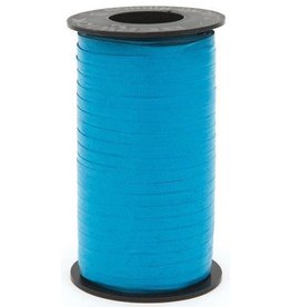 Caribbean Blue Curling Ribbon 500 Yards