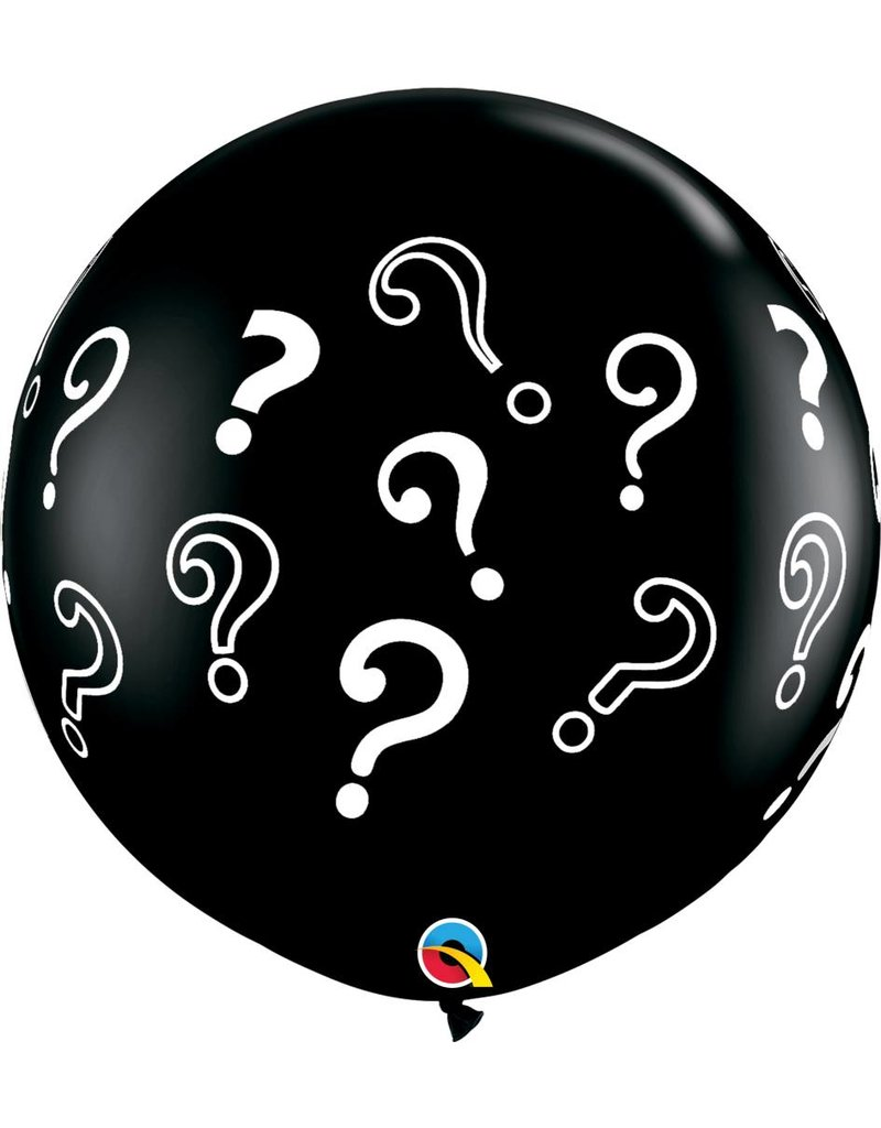 "Gender Reveal 36"" Balloon (Helium Filled)"