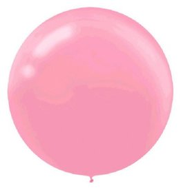 "24"" Pink Balloon (With Helium)"