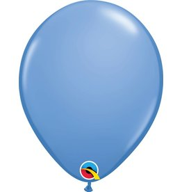 """11"""" Periwinkle Latex Balloon (Without Helium)"""