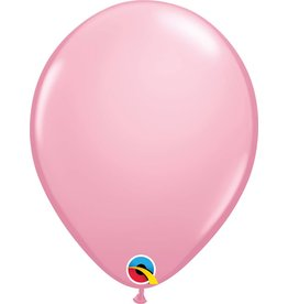 """11"""" Pink Latex Balloon (Without Helium)"""