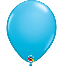 """11"""" Robin's Egg Blue Latex Balloon (Without Helium)"""