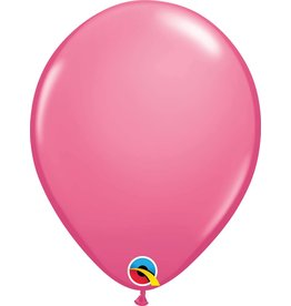 """11"""" Rose Latex Balloon (Without Helium)"""