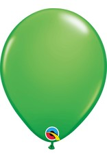 "11"" Spring Green Latex Balloon (Without Helium)"