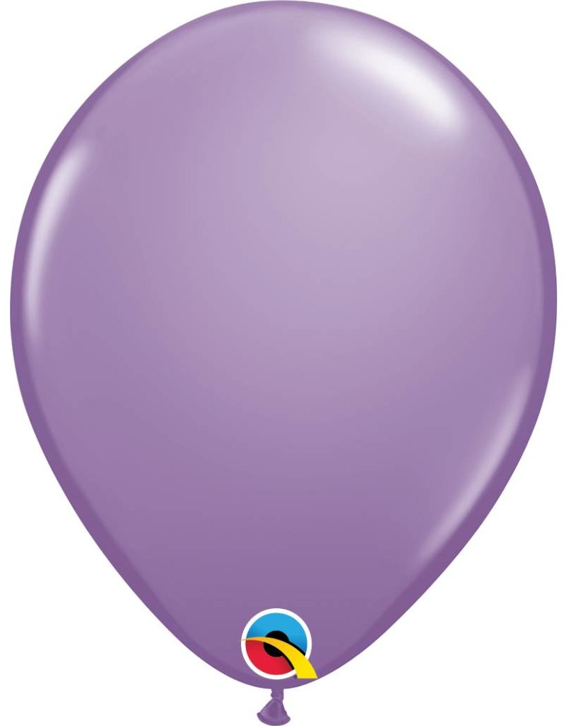 """11"""" Spring Lilac Latex Balloon (Without Helium)"""