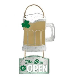 St. Patrick's Day Hanging Sign