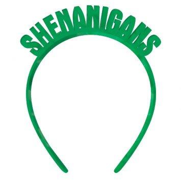 St. Patrick's Day Shenanigans Headband