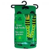St. Patrick's Day Knee High Socks