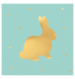 Bunny Beverage Napkins (16)