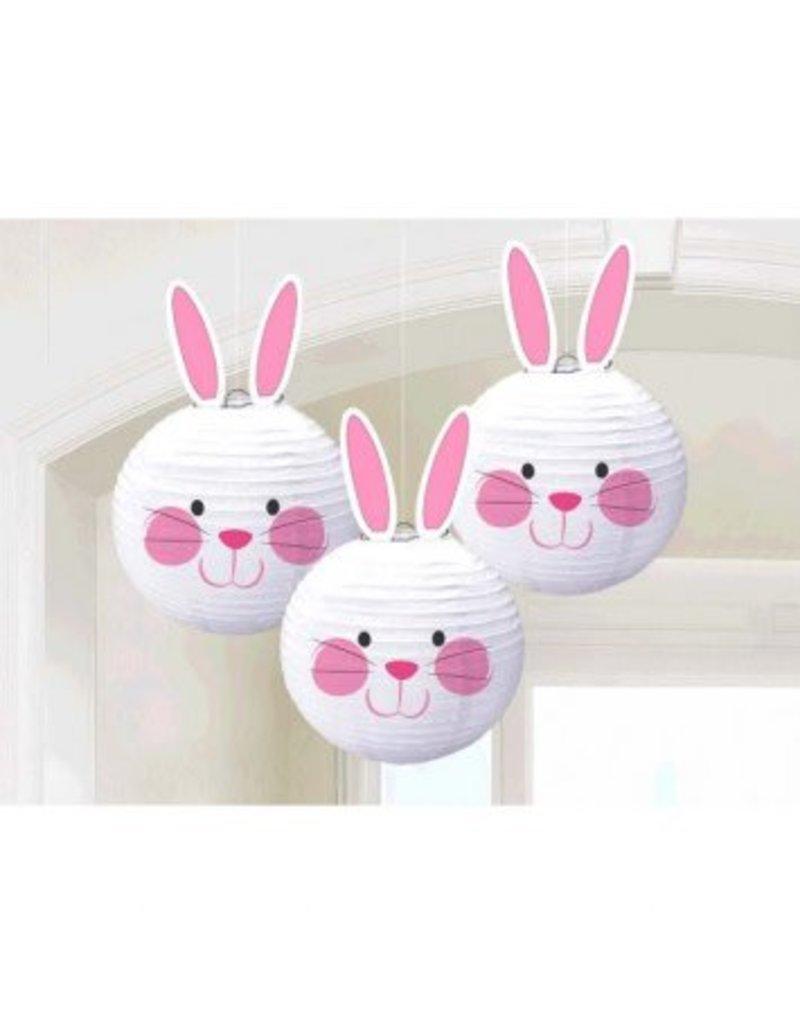 Bunny Shaped Lanterns (3)