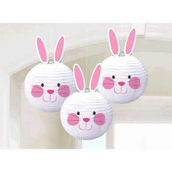 Bunny Shaped Lanterns (3)