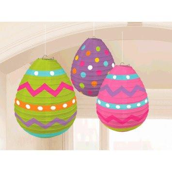 Egg-Shaped Lanterns (3)