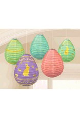 Mini Easter Egg Lantern Eggs w/ Hot Stamp (5)