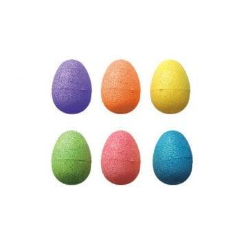 Glitter Eggs - Large (6)
