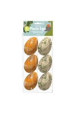 Dinosaur Eggs - Large (6)