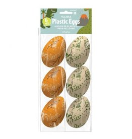 Dinosaur Eggs - Large (6)