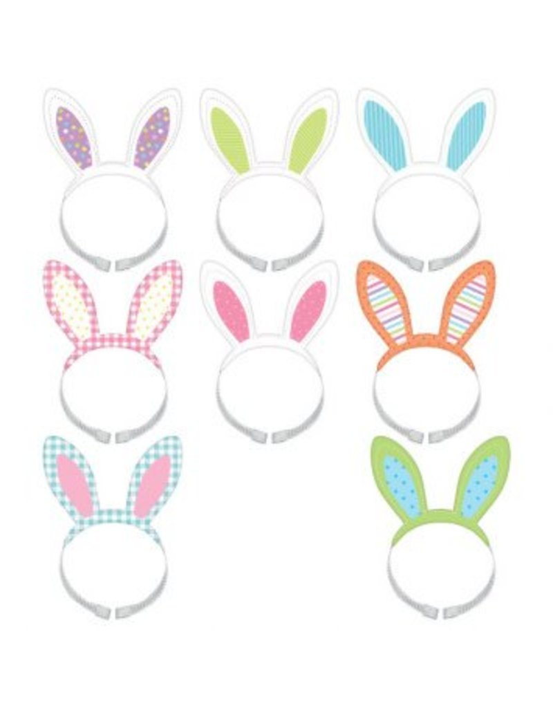Easter Multi-Pack Headbands (8)