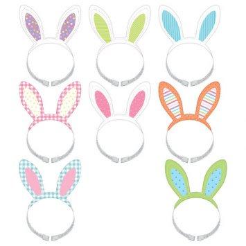 Easter Multi-Pack Headbands (8)