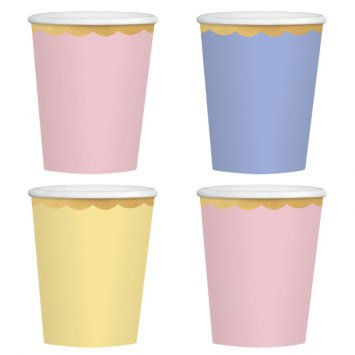 Spring Pastels Cups (8)