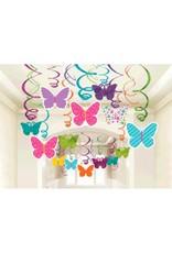 Spring Mega Value Pack Swirl Decorations (14)
