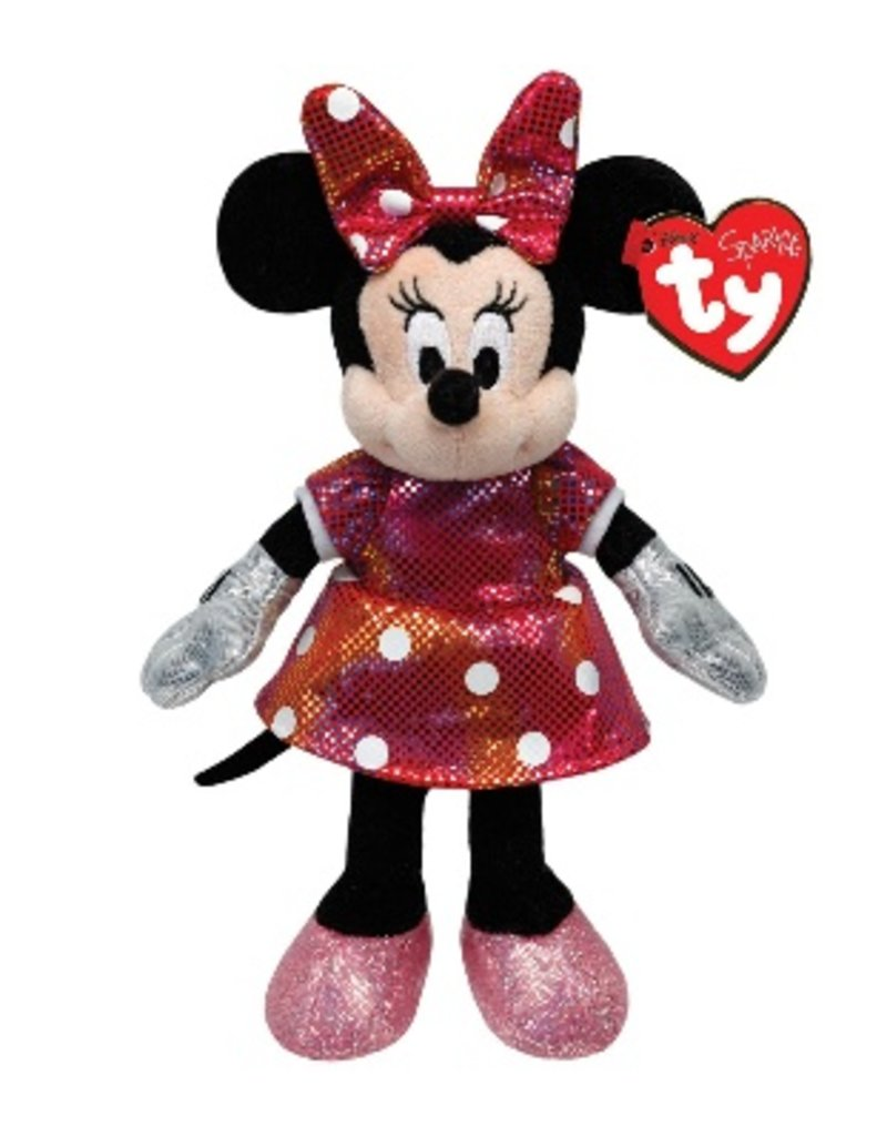Beanie Buddies Minnie Mouse