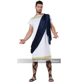 Men's Costume Grecian Toga XLarge