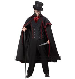 Men's Costume Jack the Ripper XLarge