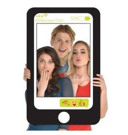 Giant Cell Phone Selfie Photo Frame