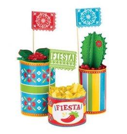 Fiesta Centerpiece Decorating Kit
