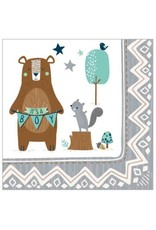 Bear-ly Wait Beverage Napkins (16)