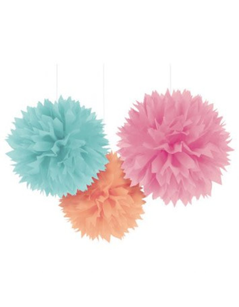 Pastel Fluffy Decorations (3)