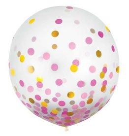 "24"" Confetti Filled Balloon"