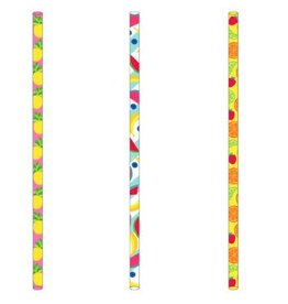 Fruit Paper Straws (24)