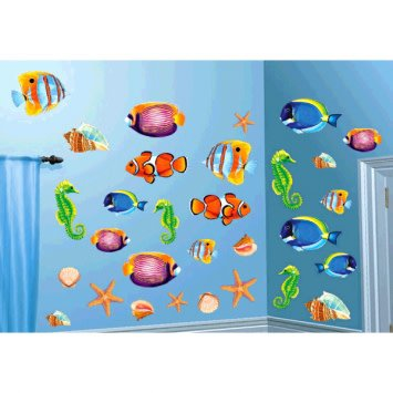 Sea Life Cutout Assortment (30)