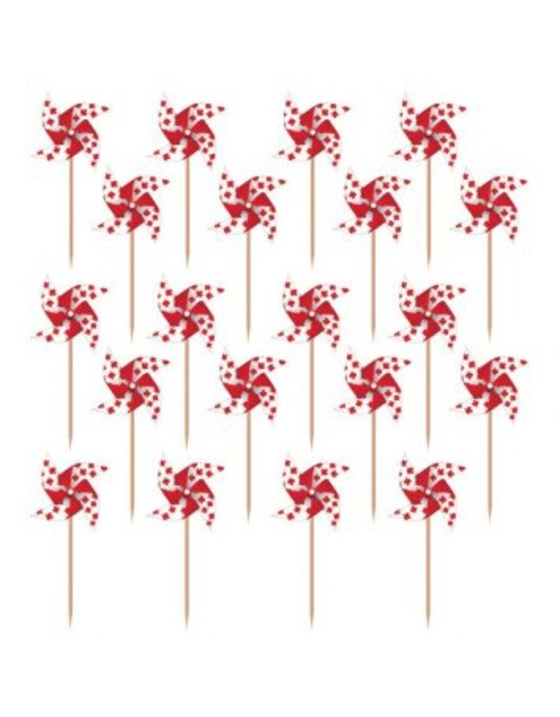 Canada Day Pinwheel Picks (20)