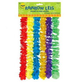Summer Rainbow Lei - Value Pack