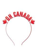 Canada Day Metal Headband