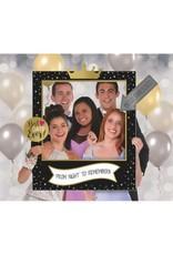 Giant Customizable Prom Photo Frame Kit