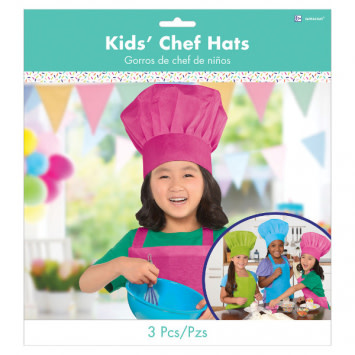 Baking Party Chef Hats