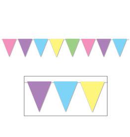 Pastel Pennant Banner